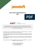 Document de reference 2006 FR
