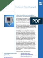 Drucktaupunkt-Überwachungsgerät - jetzt ohne aufwendige Montage mit Druckluftkupplung