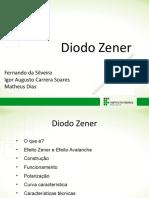 Eletrônica Diodo Zener.ppsx