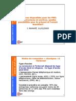 Info sur l'ADSL, la SDSL et la BLR