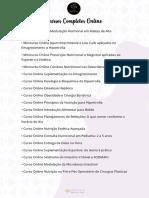 Lista de conteúdo - IAPP+