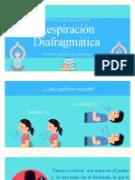 Respiración Diafragmática