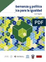 Gobernanza y politica publica para la igualdad-Ax