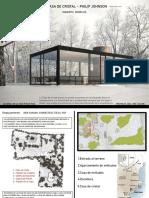 Investigación La casa de cristal_Docente JC Collins_Alumno P De la Cruz