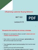 Customer Service Lecture 9 - 10(V2)