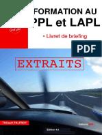 2 Livret de briefing - FORMATION AU PPL et LAPL INITIAL Ed4.0 fev2020 - extrait