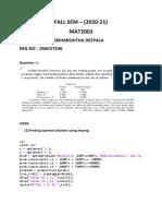 mat2003assignment