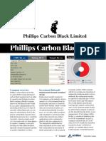 Ashika - Stock Picks - Phillips Carbon Black Ltd. - September 2020