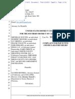 Nguyen Et Al v. Becerra Et Al Complaint ECF Filed