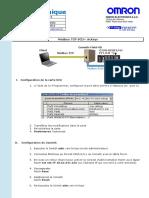 FT012 Modbus TCP SCU et Cometh Field Acksys