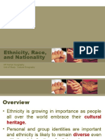 Ethnicity Race and Nationality