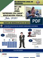 1_EDUCACIÓN_FISICA_ANALISIS DE LAS GUIÁS DE APRENDO EN CASA