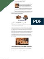 Dieta BARF para Gatos.pdf