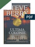 Steve Berry - Ultima Colonie (v1.0)