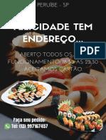 Cardápio Sushi House Delivery (1)
