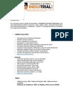 CARTA DE PRESENTACION  ACTUALIZADA.