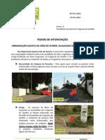 2011 - Fev  - PI nº 1 - Urb João de Ourem
