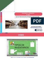 Inventarios y Almacenes - Sesión 02