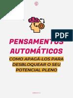 Pensamentos Automáticos - 2019