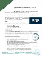 AVIS DE RECRUTEMENT INTERNE ET EXTERNE ASSISTANT DE DIRECTION 010