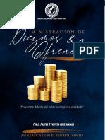 COMO MINISTRAR LAS OFRENDAS Y LOS DIEZMOS.pdf