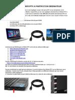 Lire un fichier IPTV à partir d'un ordinateur