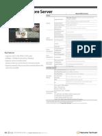 DataSheet_SSM Core Server_180214