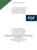 6. Act. 1. Contaduría General de la Nación. (2017). Taller Operaciones interinstitucionales
