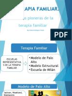 ESCUELAS PIONERAS DE LA PSICOLOGIA FAMILIAR