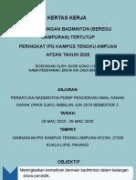 Pembentangan kertas kerja MPU3031 (lengkap)