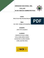 ISO 37001 - POLÍTICA ANTISOBORNO 1-8