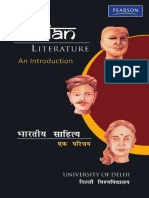 University of Delhi - Indian Literature_ An Introduction-Pearson Education (2005).pdf