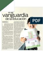 A la vanguardia de la educacion