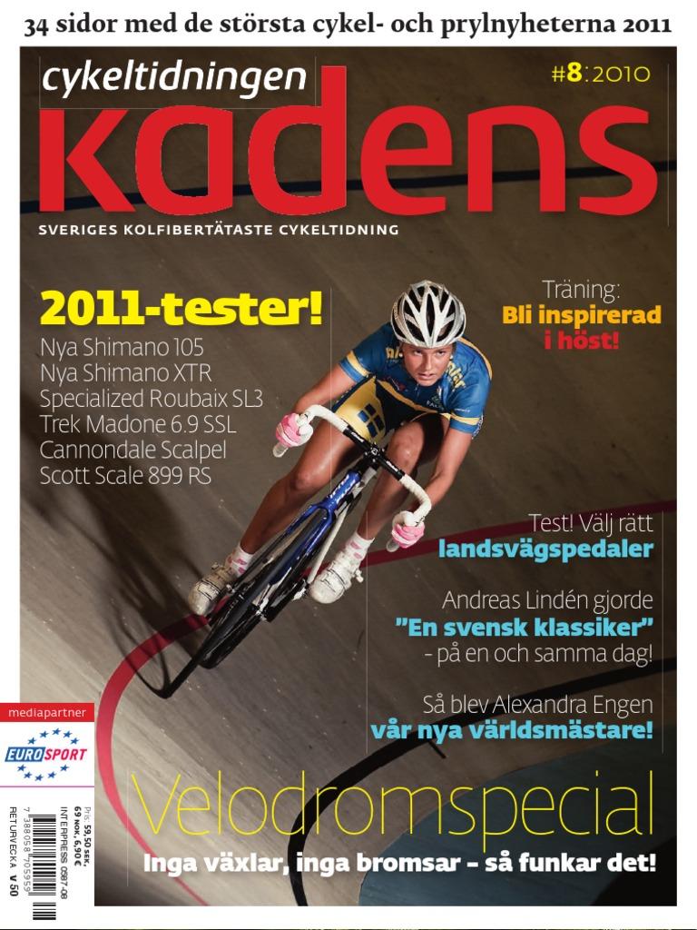 Cykeltidningen Kadens   8 58b5d0c3b7b46