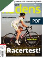 Cykeltidningen Kadens # 3, 2009