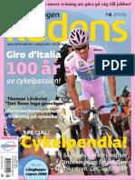 Cykeltidningen Kadens # 4, 2009