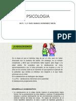 PSICO RAUL 5 SEMESTRE PSICOLOGÍA TX 071120