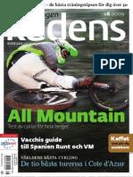 Cykeltidningen Kadens # 6, 2009