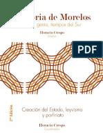 BG.HM.UAEM.2018. Historia de Morelos. Tomo VI
