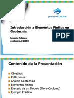 Introducción Elementos Finitos en Geotecnia (1)
