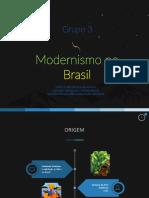 MODERNISMO EN BRASIL