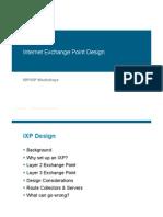 IXP-design