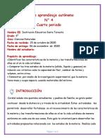 GUIA DE CIENCIAS NATURALES CUARTO PERIODO.