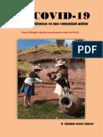 EL COVID-19 Y LAS OLAS EPIDÉMICAS EN UNA COMUNIDAD ANDINA (Libro Digital)