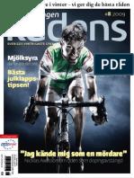 Cykeltidningen Kadens # 8, 2009
