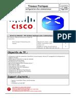 TP Sur La Configuration Commutateur