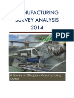 Survey of Ethiopian Manufacturing Sector