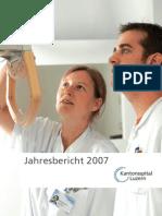 LUKS Jahresbericht 2007