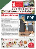 CITY STAR Newspaper December 2020 Edition
