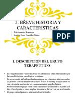 Historia y Características TG